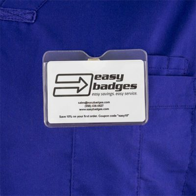 Clear-Vinyl-ID-Badge-Card-Holder-Clip-Horizontal-Attachment-153070